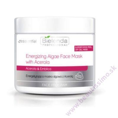 BIELENDA Super Foods Energizujúca alginátová maska s Acerolou 200g