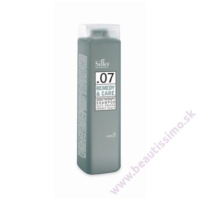 Silky .07 Sebo Therapy šampón na mastnú pokožku hlavy 250 ml