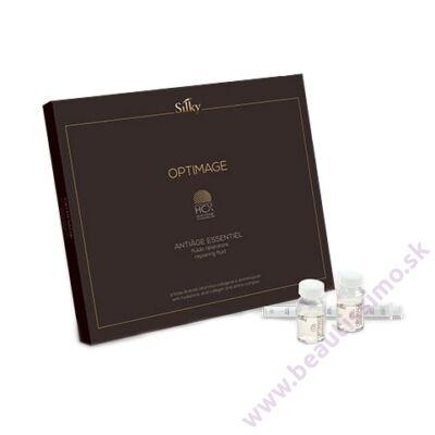 Silky Antiáge Essentiel - rekonštrukčné sérum 10x15ml