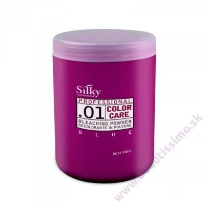 Silky Bleaching Powder Blue melírovací prášok 500 g