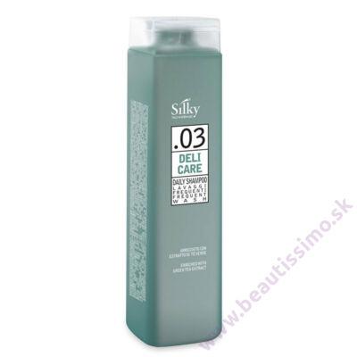 Silky Daily - šampón na každodenné použitie 250 ml