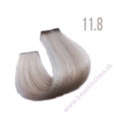 Silky Color Care farba na vlasy 100 ml - 11.8