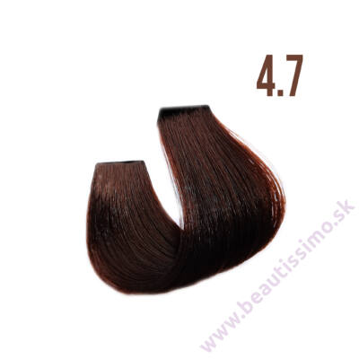 Silky Color Care farba na vlasy 100 ml - 4.7