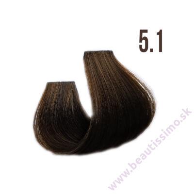Silky Color Care farba na vlasy 100 ml - 5.1