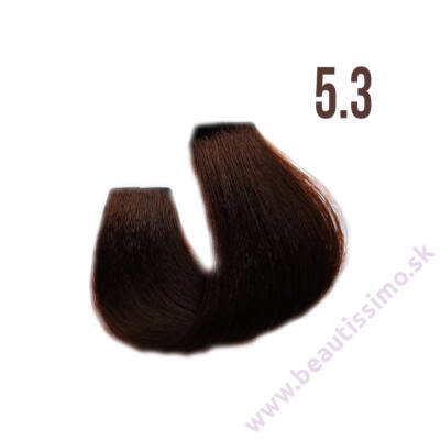 Silky Color Care farba na vlasy 100 ml - 5.3