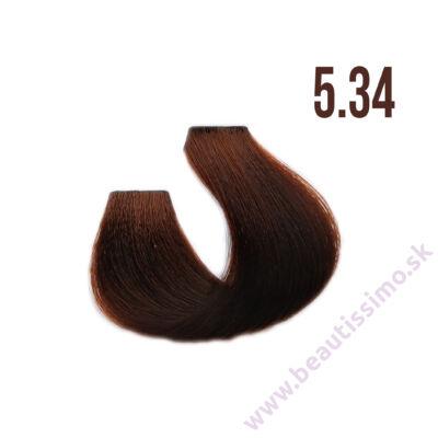 Silky Color Care farba na vlasy 100 ml - 5.34