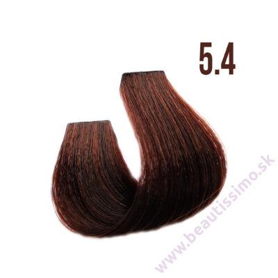 Silky Color Care farba na vlasy 100 ml - 5.4