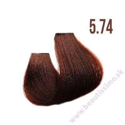 Silky Color Care farba na vlasy 100 ml - 5.74
