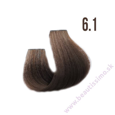 Silky Color Care farba na vlasy 100 ml - 6.1