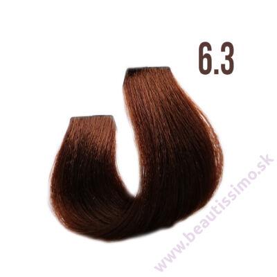 Silky Color Care farba na vlasy 100 ml - 6.3