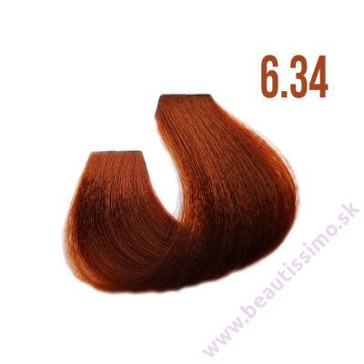 Silky Color Care farba na vlasy 100 ml - 6.34