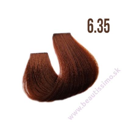 Silky Color Care farba na vlasy 100 ml - 6.35