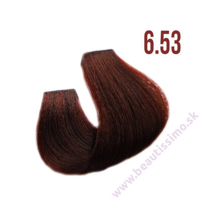 Silky Color Care farba na vlasy 100 ml - 6.53