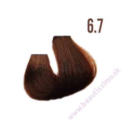 Silky Color Care farba na vlasy 100 ml - 6.7