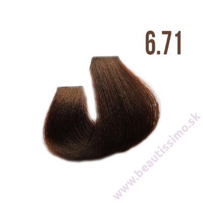 Silky Color Care farba na vlasy 100 ml - 6.71