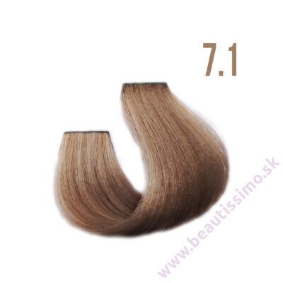 Silky Color Care farba na vlasy 100 ml - 7.1
