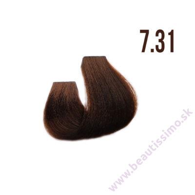 Silky Color Care farba na vlasy 100 ml - 7.31