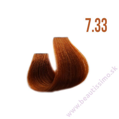 Silky Color Care farba na vlasy 100 ml - 7.33