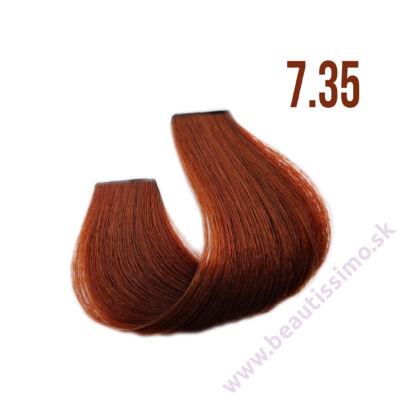Silky Color Care farba na vlasy 100 ml - 7.35