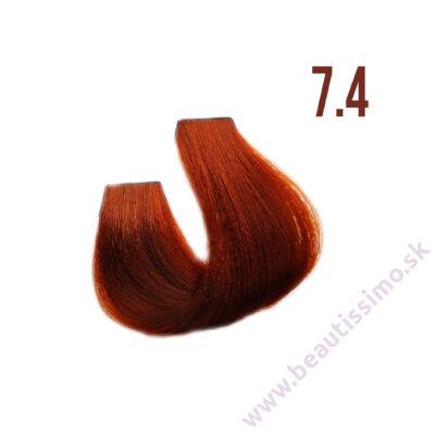 Silky Color Care farba na vlasy 100 ml - 7.4