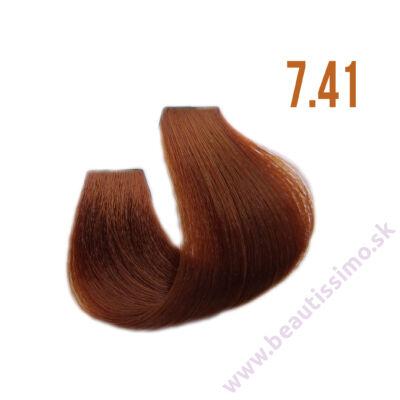 Silky Color Care farba na vlasy 100 ml - 7.41