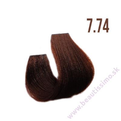 Silky Color Care farba na vlasy 100 ml - 7.74