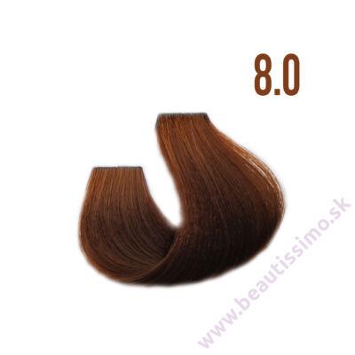 Silky Color Care farba na vlasy 100 ml - 8.0