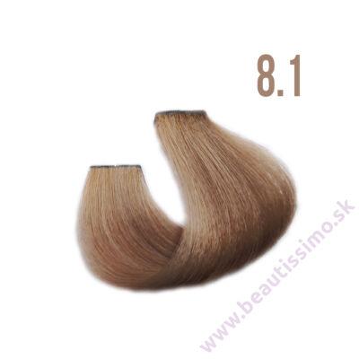 Silky Color Care farba na vlasy 100 ml - 8.1