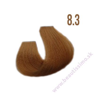 Silky Color Care farba na vlasy 100 ml - 8.3