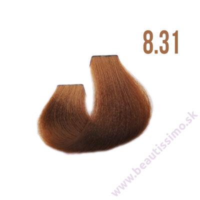 Silky Color Care farba na vlasy 100 ml - 8.31