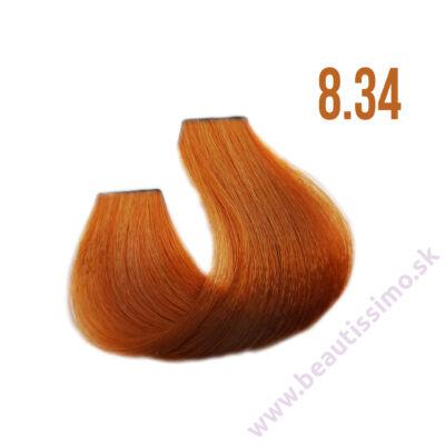 Silky Color Care farba na vlasy 100 ml - 8.34