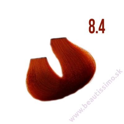 Silky Color Care farba na vlasy 100 ml - 8.4
