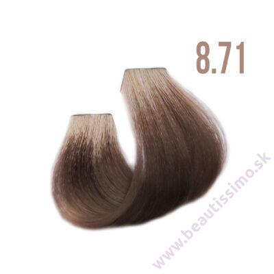 Silky Color Care farba na vlasy 100 ml - 8.71