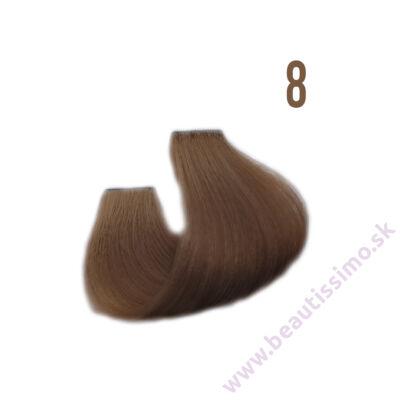 Silky Color Care farba na vlasy 100 ml - 8