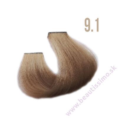 Silky Color Care farba na vlasy 100 ml - 9.1