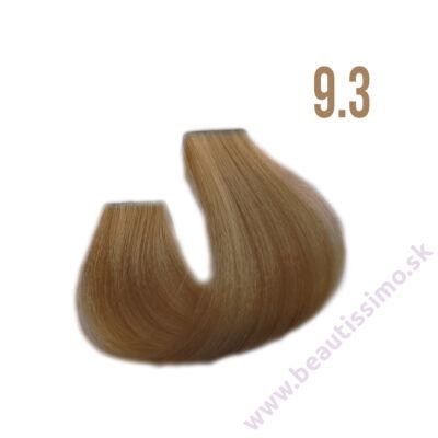 Silky Color Care farba na vlasy 100 ml - 9.3