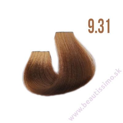 Silky Color Care farba na vlasy 100 ml - 9.31