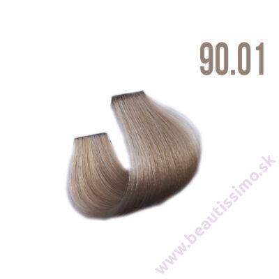 Silky Color Care farba na vlasy 100 ml - 90.01