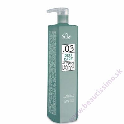Silky Daily - šampón na každodenné použitie 1000 ml