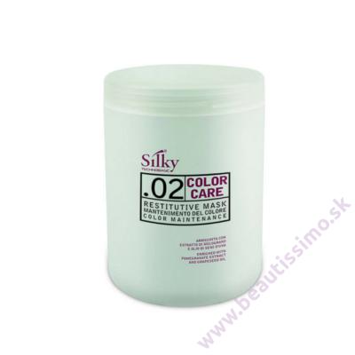Silky Restitutive maska - ochrana farby 1000 ml