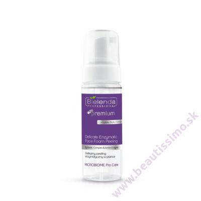BIELENDA Microbiome Pro Care Jemný enzymatický penový peeling 160 ml