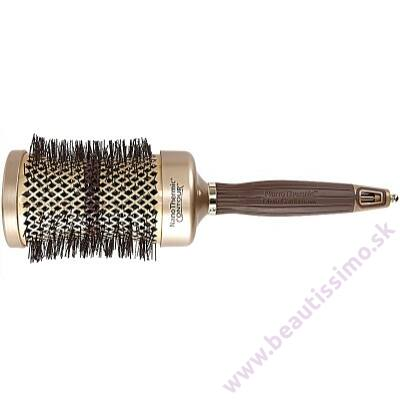 OLIVIA GARDEN Nano Thermic Contour Thermal kefa na vlasy 62