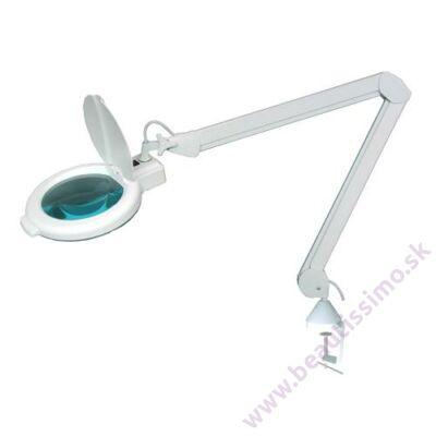 LED lampa s lupou 5D